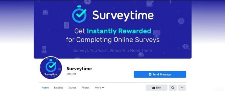 SurveyTime review: making money online